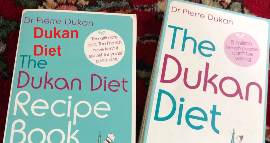 dukan diet book