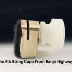 🎸Banjo Product Review: The 5th String Capo From Banjo Highway