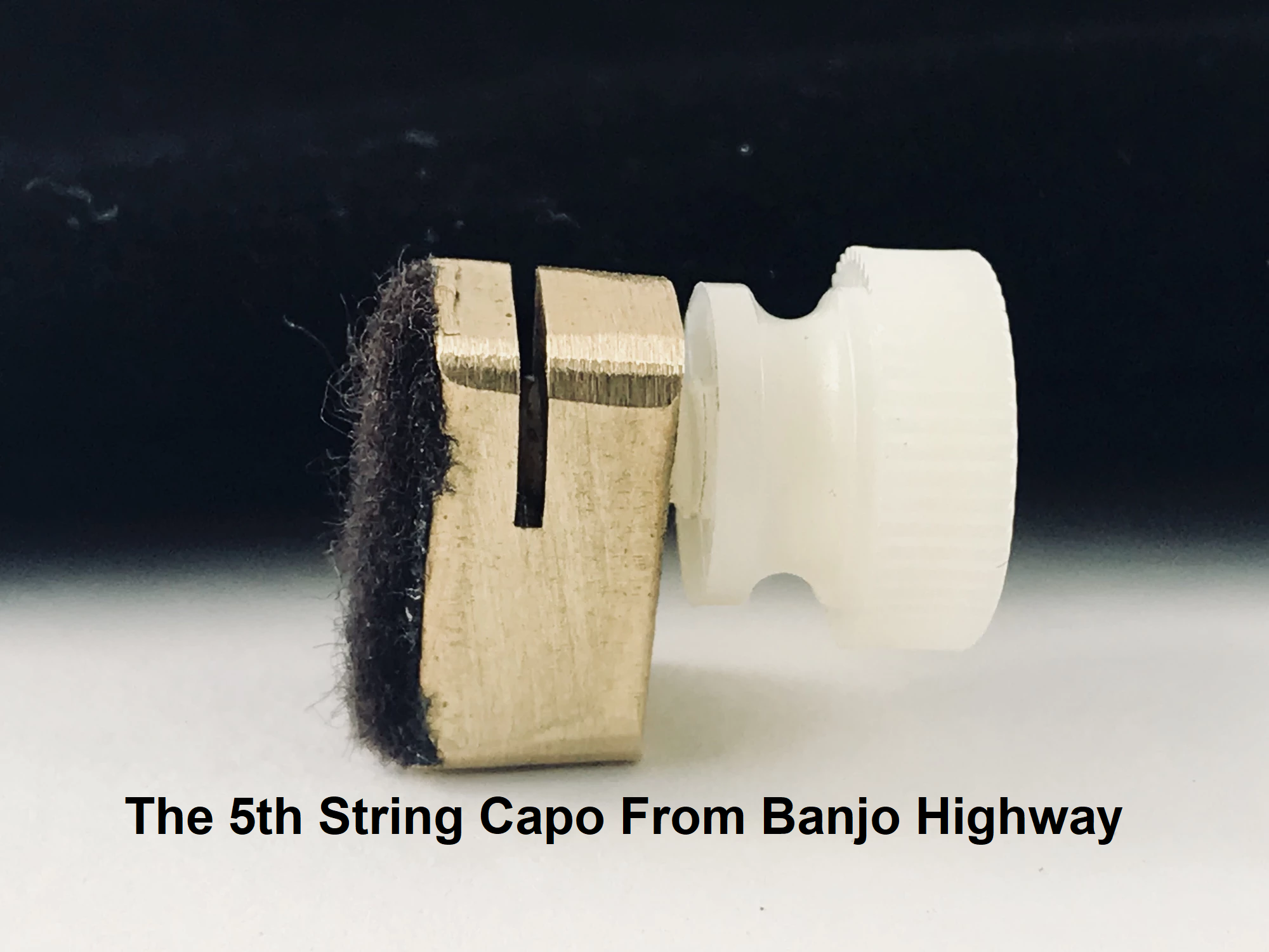 The 5th String Capo From Banjo Highway