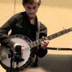🎸10 Year Old Banjo Player