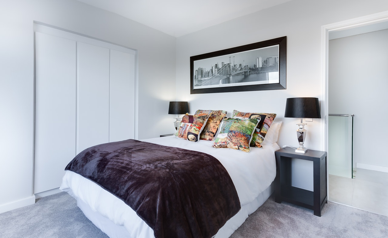 Space-Saving Ideas for Your Bedroom